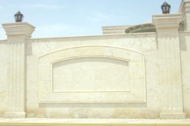 Villa Boundary Wall Design : Top concrete boundary wall designs